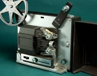 Bell & Howell Super 8mm Autoload Film Movie Projector