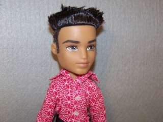 Bratz Dolls Bratz Boyz Date Night Dylan Doll With Poster Collectible