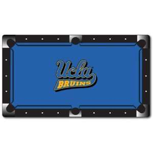 UCLA Bruins College Billiard Cloth Sports & Outdoors
