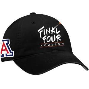 Nike Arizona Wildcats Black 2011 NCAA Mens Basketball