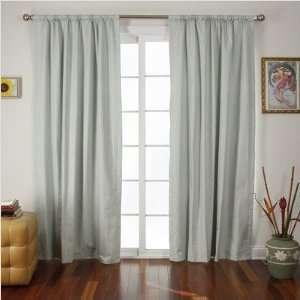 Roc Lon Blackout Mora Window Panel   Seafoam (50x95