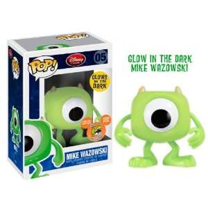 2011 Comic Con Exclusive POP! Disney Mike Wazowski Vinyl