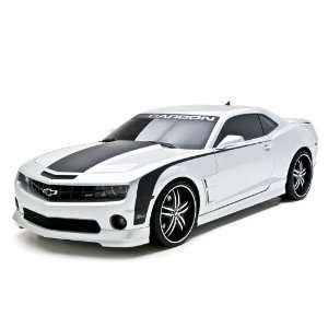 3dCarbon 2010 2013 CAMARO V8   5 PC. KIT   (painted: Olympic White