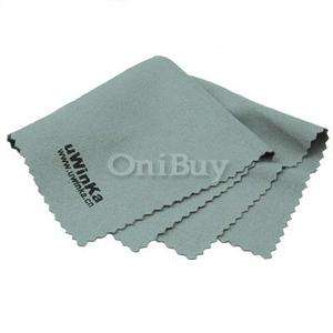 Microfiber Lens Cleaning Cloth for Lens /Glasses / LCD Free Shipping