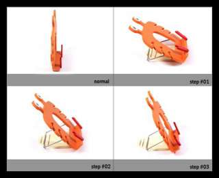 Very Cute & High Quality Book Stand from Korea [Crab] Book Stand
