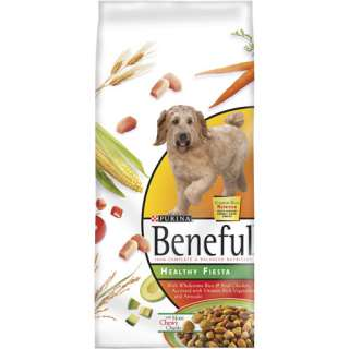 Beneful Healthy Fiesta Dry Dog Food, 15.5 lb Dogs