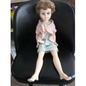 VINTAGE HARD PLASTIC COLLECTIBLE DOLL: Everything Else