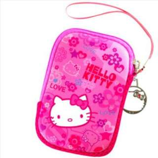 Hello Kitty Camera Case iPhone iPod Touch Pouch Pink