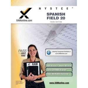 Cst Spanish Field 20 Teacher Certification Test Prep