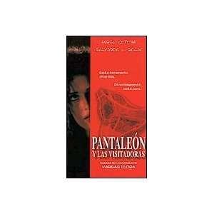 Pantaleon y las visitadoras: Salvador del Solar, Angie Cepeda