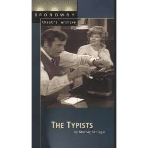 The Typists (Broadway Theatre Archive) [VHS] Anne Jackson