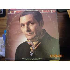 Art Pepper Straight Life (Vinyl Record)