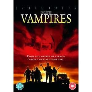 Vampires [Region 2] James Woods, Daniel Baldwin, Sheryl