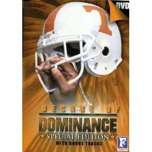 Decade of Dominance: UT Vols, Fred Thompson: Movies & TV
