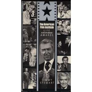 James Jimmy Stewart: The American Film Institute Life Achievement