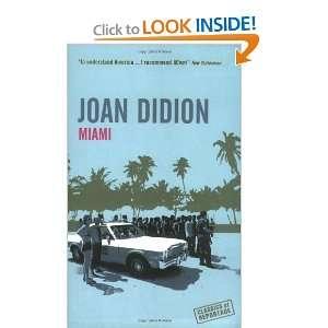 com Miami (Classics of Reporage) (9781862077867) Joan Didion Books