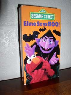 elmo says boo part 3 Sesame street: elmo says boo  count & elmo  puppeteer and artist jim  henson, sesame street's enduring popularity is due in large part to its menagerie  of.