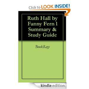 Ruth Hall by Fanny Fern l Summary & Study Guide BookRags