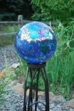 Solar Arco Iris Gazing Globe Ball & Light Watch Video