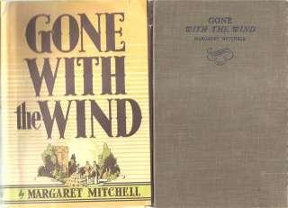 GONE WITH the WIND Margaret Mitchell 1964 HC/DJ