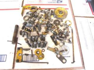 Gravely Tractor Mower 430 424 408 450 800 8000 HARDWARE LOT PARTS ETC