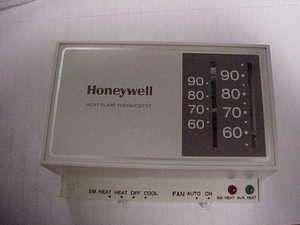 HONEYWELL T841A1712 HEAT COOL HEAT PUMP THERMOSTAT ZL 82