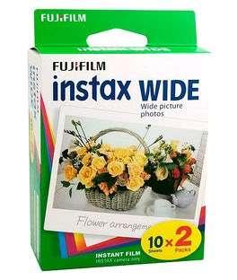 Fuji Instant Instax 210 Polaroid Camera + 40 Wide Films 659096720011