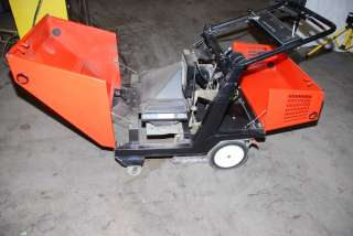 Hamster 800 V 800V Floor Street Sweeper, Kawasaki gas engine INV=809