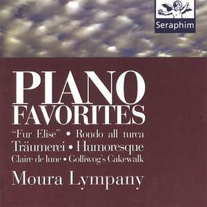 Piano Favorites, Dame Moura Lympany Classical