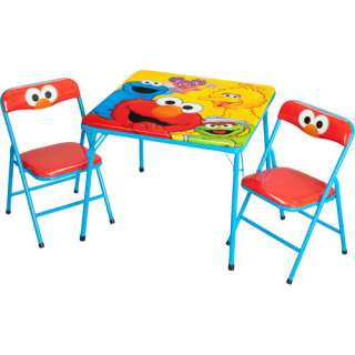 Sesame Street Full Of Friends Kid S Toddler Chair Elmo
