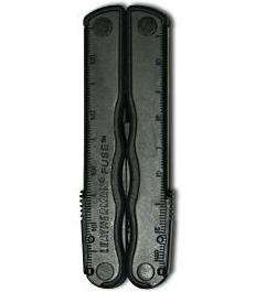 Leatherman FUSE Black Multi Tool Nylon Sheath 25 YEAR