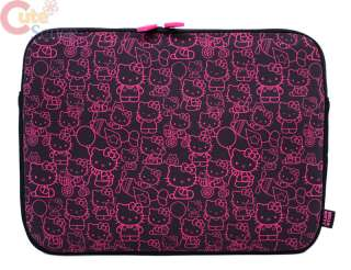 Sanrio Hello Kitty Apple Mac Book Case Pink Loungefly 2