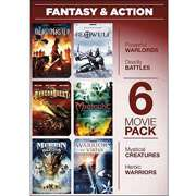 Movie Pack Fantasy & Action   Warriors Of Virtue The Return To Tao