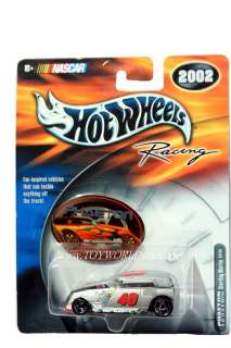 NASCAR die cast adult collectors limited edition Hot Wheels racing