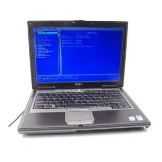Dell Latitude D620 Laptop CORE 2 DUO 1.6Ghz 1024MB 60GB
