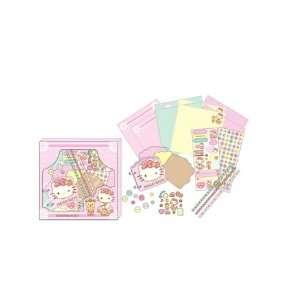 Japanese Sanrio Scrapbook Kit Castle Hello Kitty Toys & Games