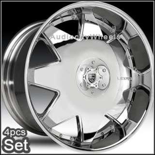 26 inch Land Range Rover Lexani Wheels Rims