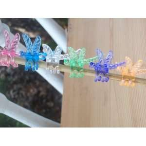 Dragonfly Orchid Spike & Plant/Hoya Vine Clips: Patio, Lawn & Garden