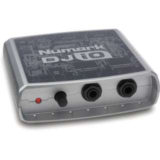 Numark DJ/IO USB Audio Output Interface for DJ Software