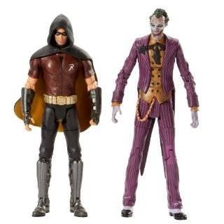 Batman Legacy Arkham City Robin And The Joker Collector Figure 2 Pack
