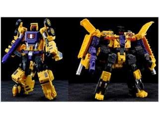 Transformers Make Toys Yellow Giant Crane & Dump Truck Set B