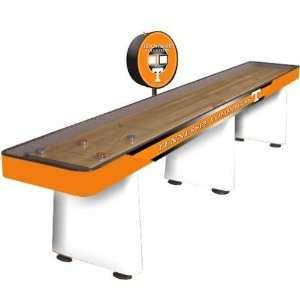 UT Vols Volunteers New Pro 9ft Shuffleboard Table: Sports & Outdoors