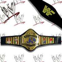 WWE Ultra DELUXE 1986 World Championship Replica BELT