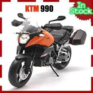 12 KTM 990 SMT Racing Motor Cycle Bike Model Diecast