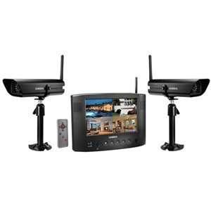 New High Quality Uniden Portable Wireless Video Surveillance